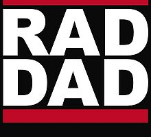 RAD DAD Logo by Clintpix