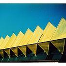 Brighton Centre by Catherine Hadler