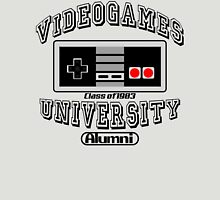 Videogames University T-Shirt
