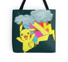 Pikachu Sky Tote Bag