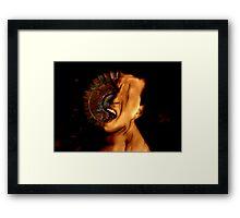 CARFEX I Framed Print