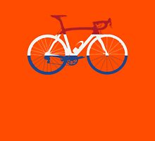 Bike Flag Netherlands (Big) Unisex T-Shirt