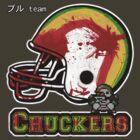 Chuckers by Rodrigo Marckezini