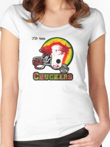 Chuckers Women's Fitted Scoop T-Shirt