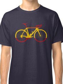 Bike Flag Spain (Big) Classic T-Shirt