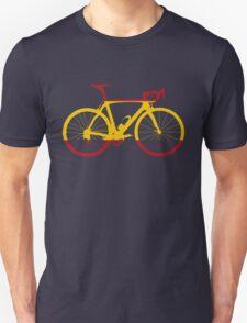 Bike Flag Spain (Big) T-Shirt