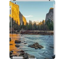 Valley View Sunset iPad Case/Skin