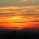 Dutch Sunset by Tom Gomez
