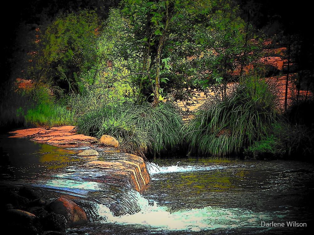 Red Rock Crossing, Sedona by Darlene Wilson