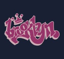 BROOKLYN GRAFF STYLE*PINK by 4playbk