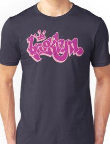 BROOKLYN GRAFF STYLE*PINK Unisex T-Shirt