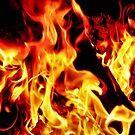 Flames Aglow by HeavenOnEarth