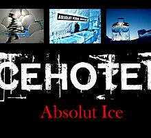 One day at the icehotel by salander