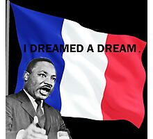 I dreamed a dream Photographic Print