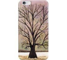 Winter morning  iPhone Case/Skin