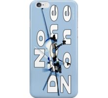 No Drone Zone iPhone Case/Skin