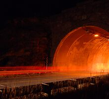 Tunnel 6 by Paul Crossland