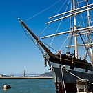 The Balclutha, San Francisco by MarkEmmerson