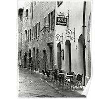 Bar Firenze Poster