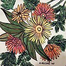 Florists Bunch by Alexandra Felgate