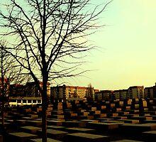 Jewish Memorial by Raineybean