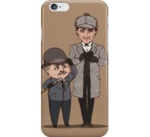 Short companion iPhone Case/Skin