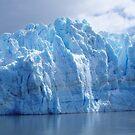 Glacier in Chile by NarrelleHarris