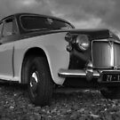 Wedding Car - Rover 95 HDR2 by Peter Sweeney