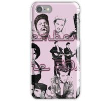 50s Collage iPhone Case/Skin