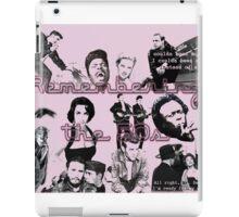 50s Collage iPad Case/Skin
