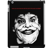 Dance with the Devil iPad Case/Skin