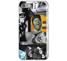 50s Collage 2 iPhone Case/Skin