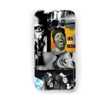 50s Collage 2 Samsung Galaxy Case/Skin