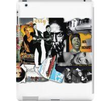 50s Collage 2 iPad Case/Skin