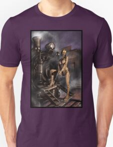 Steampunk Painting 007 T-Shirt
