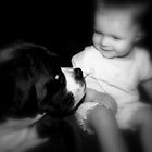 Friends for ever!  -Boxer Dogs Series- by Evita