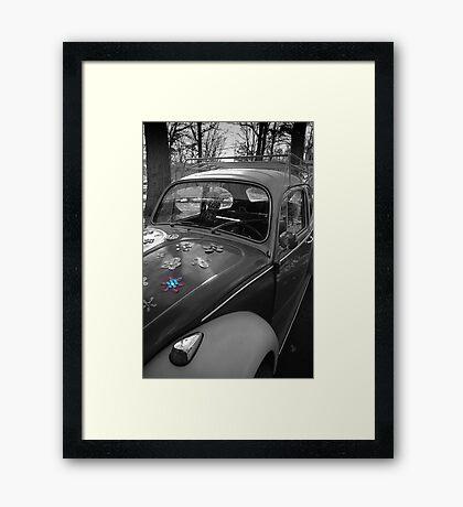 Toy of Summer Framed Print