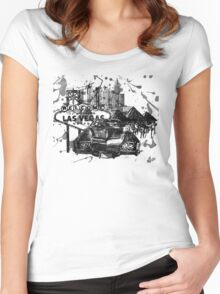Fear & Loathing Women's Fitted Scoop T-Shirt