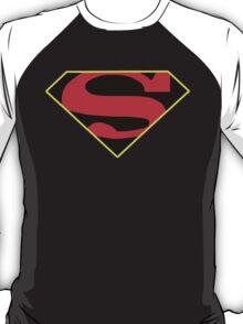 Superman Symbol Post Convergence Symbol T-Shirt