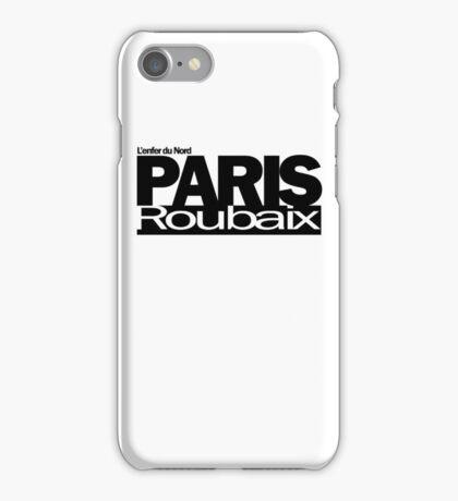 Paris - Roubaix iPhone Case/Skin