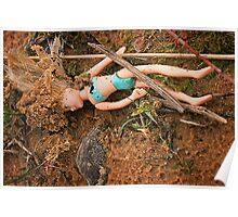 Dead Barbie Poster