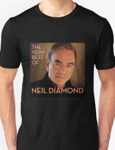 Neil Diamond Concert tour 2015 Unisex T-Shirt