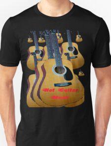 Hot Guitar Music T-Shirt