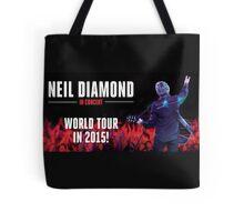 Neil Diamond World tour 2015 Tote Bag