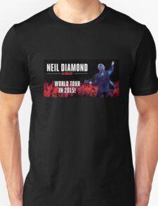 Neil Diamond World tour 2015 T-Shirt
