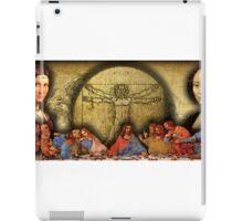 Da Vinci Collage iPad Case/Skin