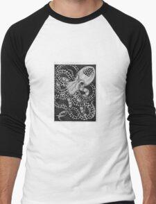 Octopus Men's Baseball ¾ T-Shirt