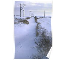 Drainage Ditch Poster