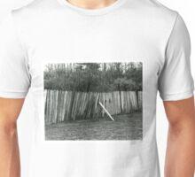 Aging Fence Unisex T-Shirt