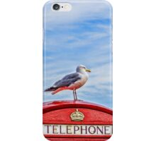 Brighton seafront iPhone Case/Skin
